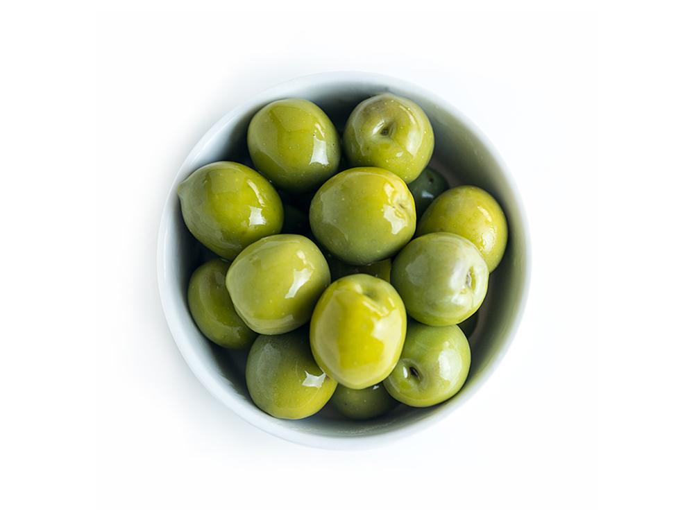 תמונת מוצר ראשית_זיתי קסטלווטראנו ירוקים סיציליאניים