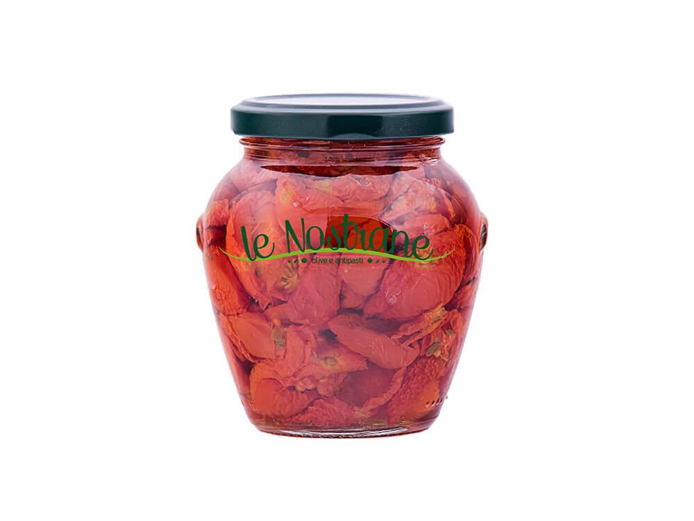 תמונת מוצר ראשית_צנצנת חצאי עגבניות שרי איטלקיות