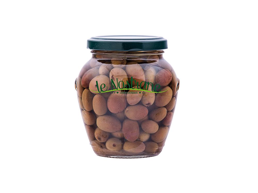 תמונת מוצר ראשית_צנצנת לאצ'ינו – זיתים איטלקיים