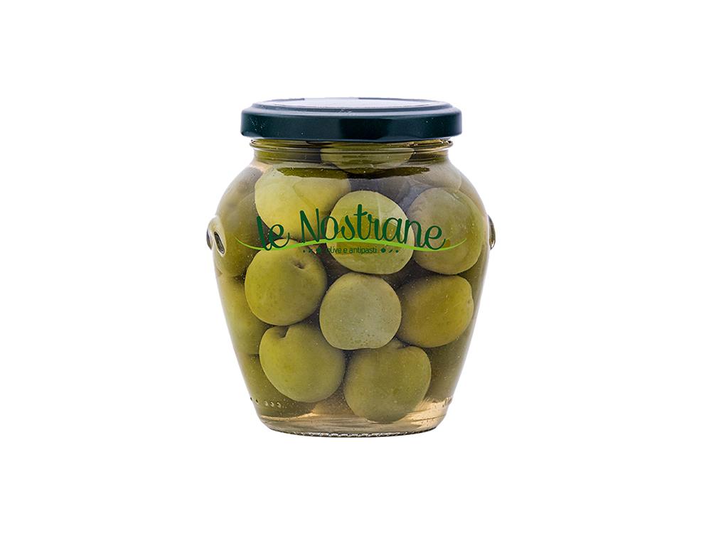 תמונת מוצר ראשית_צנצנת קסטלווטראנו ירוקים – זיתים סיצלייאנים