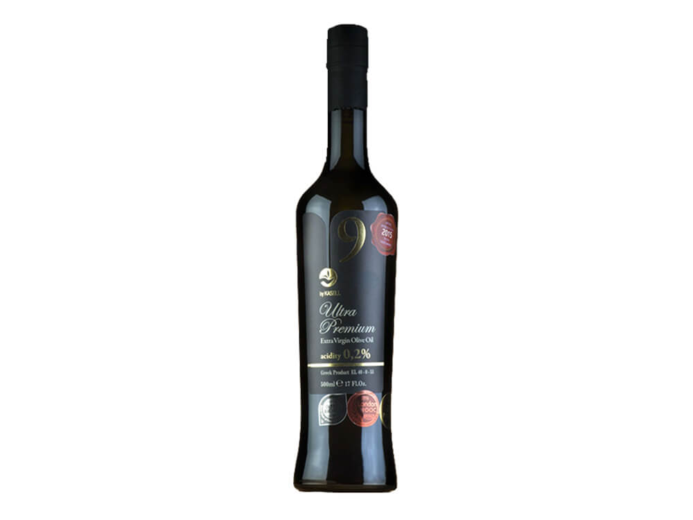תמונת מוצר ראשית_שמן זית פילאוס יווני 9 פרימיום בקבוק 500 מל_2