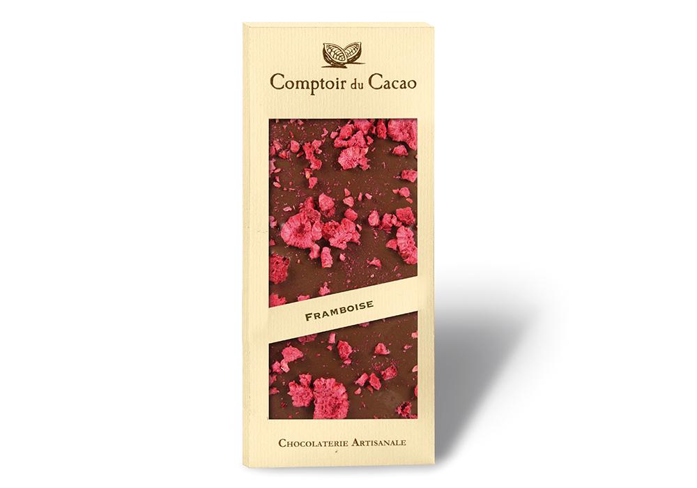 3760078998018 שוקולד חלב בתוספת פטל